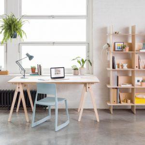 โต๊ะทำงาน - โต๊ะแต่งบ้าน
