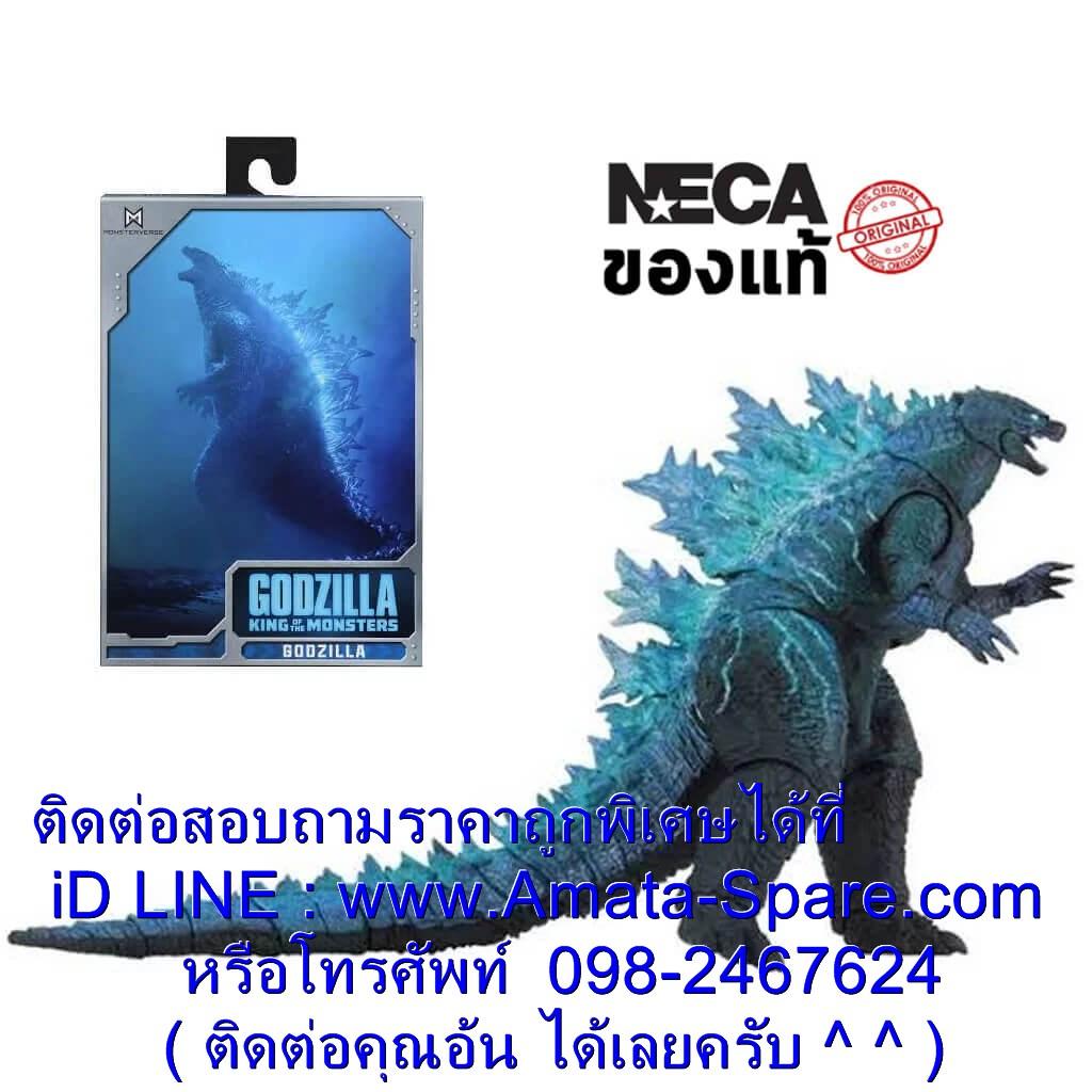 โมเดลก็อตซิลล่า 2019 ของแท้ NECA Godzilla: King of the Monsters 6″ Godzilla  (Ver. 2) – www.ถูก-กว่า.com
